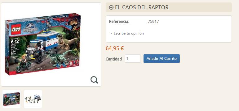 comprar lego online