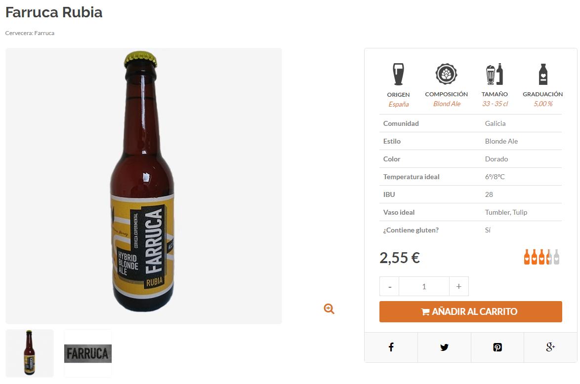comprar cervezas artesanales gallegas
